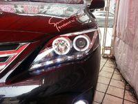 Тюнинговые фары для Toyota Corolla 2011-13