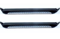 Подножки боковые для X-Trail 2014г. NEW