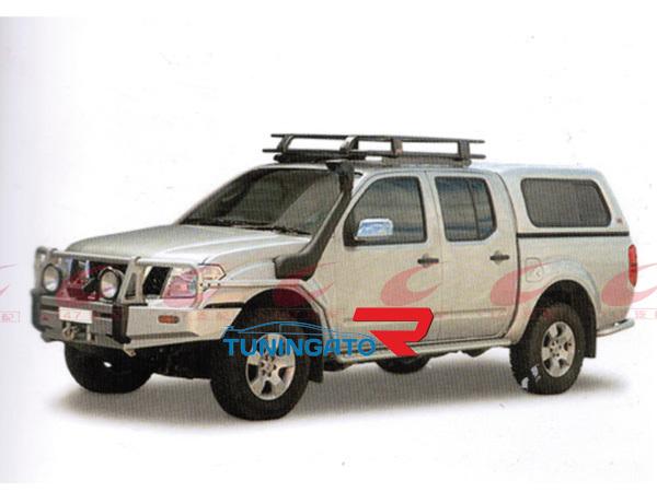 Шнорхель для Nissan Navara
