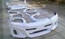 """Аероденамический обвес """"WALD"""" оригинал для LAND CRUISER 2012г.+"""