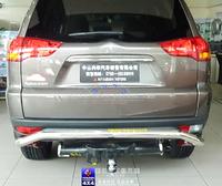 Защита заднего бампера HD11-MS-L0804 для MITSUBISHI PAJERO SPORT (2012-)