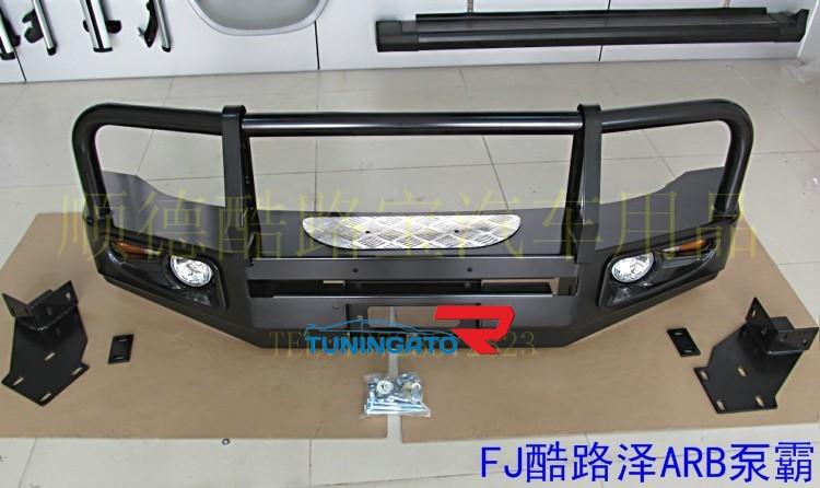 Бампер передний металлический FJ-A013 FJ CRUISER (06-)