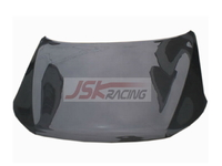 Капот карбоновый JSK Racing на SUBARU FORESTER