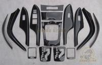 Накладки под дерево в салон на Corolla 2007-13