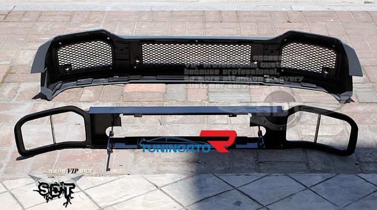 Комплект обвесов для рестайлинга Mersedes W463 G55\G500