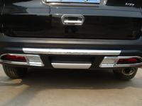 Защита заднего бампера пластиковая HONDA CR-V (2012-)