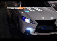 Обвес в стиле Lexus GS для Toyota Mark X 2010г