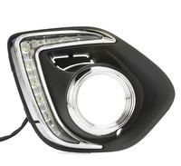 Диодные ходовые огни в бампер для MMC ASX 2013г.-