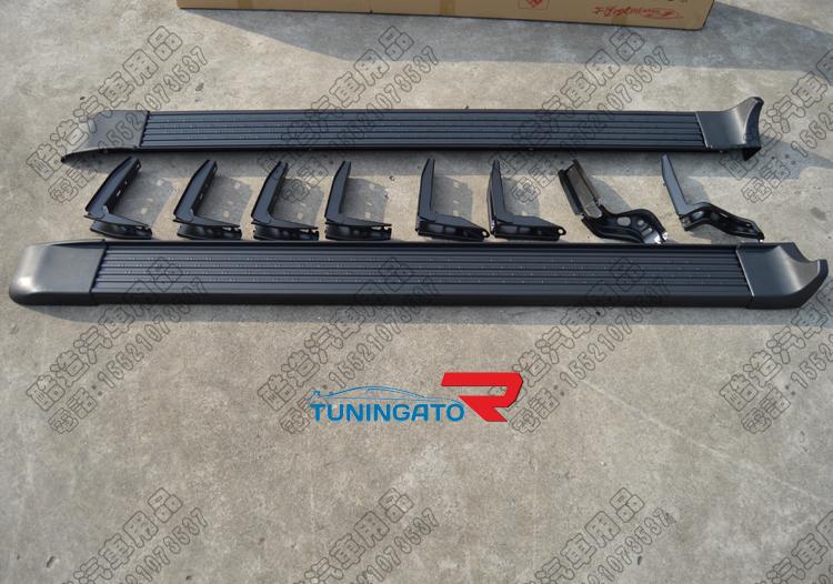 Подножки боковые 024 (FJ100-C014) для LAND CRUISER 100