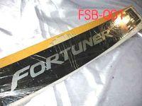 Хромированная накладка на задний бампер для TOYOTA FORTUNER 2005-2010