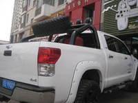 Дуга с креплением под запаску на дугу в кузов  для Toyota Tundra 2007г.