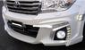 """Аеродинамический обвес """"WALD"""" реплика для LAND CRUISER 2012г.+"""