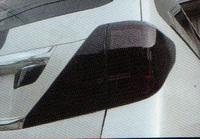 Очки, защита на стоп-сигналы, дымчатые, Япония для Toyota ALPHARD (2008-)
