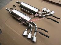 Выхлопная система, глушитель тройной для Mersedes G500-