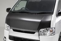 Капот карбоновый для Toyota Hice 2005-14г.