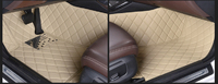 Коврики в салон модельные 3D для Nissan X-trail 32 2014-