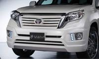 Решетка радиатора Double Eight для LAND CRUISER PRADO 150 new