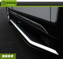 Подножки боковые NX-A020 для Lexus NX200\300