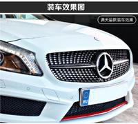 Решетка радиатора Autotech для Mercedes W176 A-Class