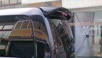 Спойлер на 5ю дверь IMPUL для Nissan NV200
