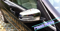 Хром накладки на зеркала под поворотник для Mercedes A-Class W176 A180\200\260