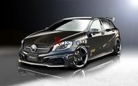 Аэродинамический обвес ROWEN для Mercedes A-Class W176 A180\200\260