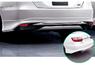 """Аэродинамический обвес """"Modellista"""" аналог для Toyota Camry 2014+"""