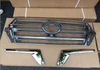 Решетка радиатора для Land Cruiser 2015-