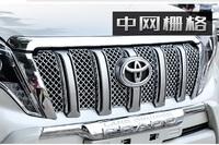 Сталь сетка в решетку радиатора для LC Prado 150 (2014г.)