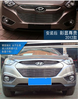 Решотка радиатора Grille на Hyundai ix35 2012-