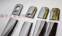 Хром накладки на ручки Япония для Nissan Serena 2006-