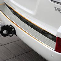 Накладка на задний бампер для Toyota Land Cruiser 2016+