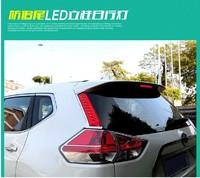 Дополнительные стоп-сигналы на стойки для Nissan X-Trail 2014+