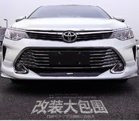 """Аеродинамический обвес """"Modellista"""" аналог для Toyota Camry 2014+"""