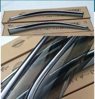 Ветровики на двери для NISSAN NV200 VANETTE (2007-)