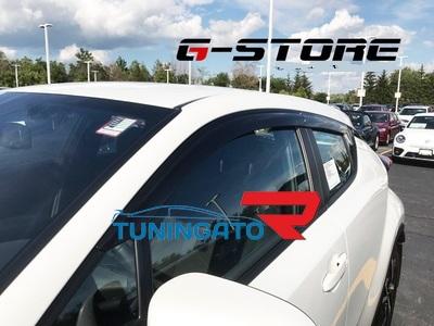 Ветровики дверные для TOYOTA C-HR