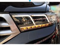 Фары диодные для Toyota Highlander 2011-14г.