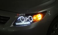 Тюнинговые фары для Toyota Corolla 2007-10