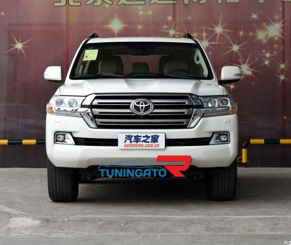 Фары линзовые для Toyota Land Cruiser 2015+