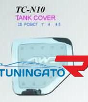 Хромированная накладка на бак TC-N10 NISSAN SAFARI Y61
