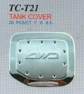 Хромированная накладка на крышку бензобака TC-T21 HILUX SURF / 4RUNNER