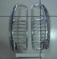 Хромированные накладки на стопы TLC-N10 DATSUN