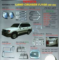 Хромированные накладки кузова FS-L/C10 Тайвань LAND CRUISER 100 (98-04)