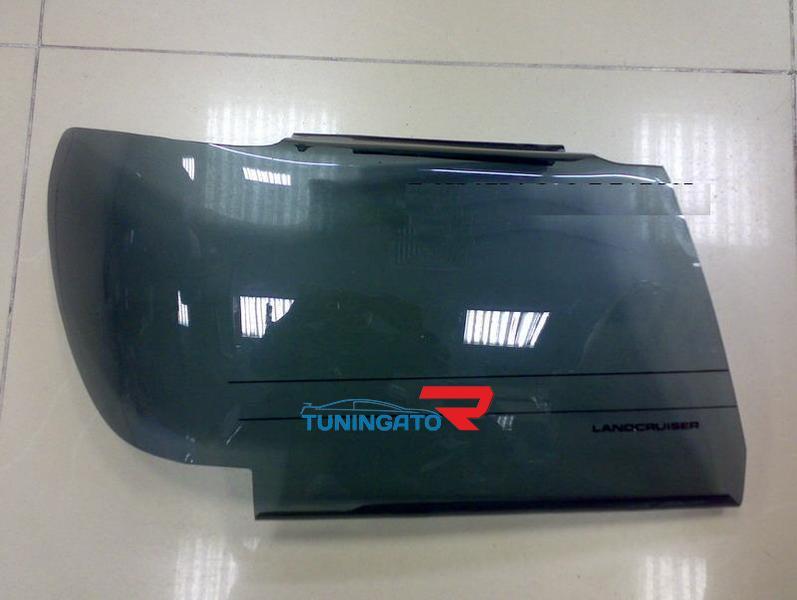 Очки на фары (Дымчатые) TLC100 LAND CRUISER 100 (1998-03г.)