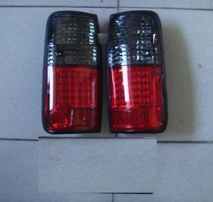 Стоп-сигналы хрустальные (Красно-чёрные светодиодные) Land Cruiser 89-97 г