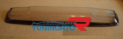 Дефлектор капота (Широкий) LAND CRUISER 80 (90-97)