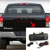 Камера заднего вида в ручку багажника для Toyota Tundra (2014 -)