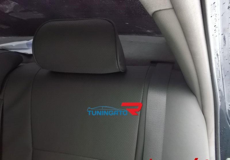 Оригинальные чехлы  для Toyota Land Cruiser 100-105k.
