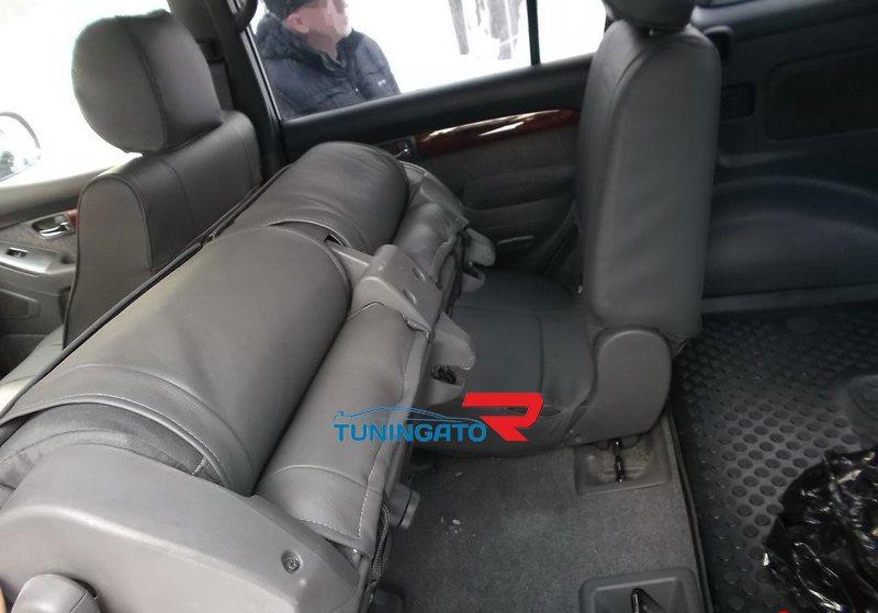 Оригинальные чехлы кожа  для Lexus GX470