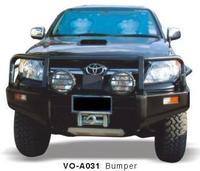 Бампер передний металлический VO-A031 TOYOTA HILUX VIGO PICK UP 2005г